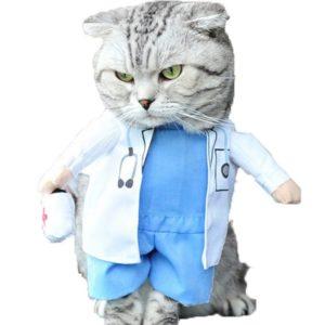 Doctor Pet Costume